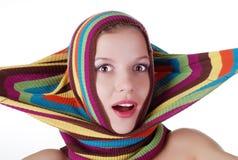 женщина свитера Стоковые Изображения