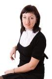 женщина середины времени Стоковое фото RF