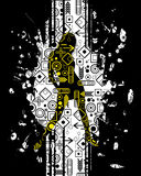 женщина символов Стоковые Изображения RF