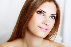 Женщина состава Стоковая Фотография RF