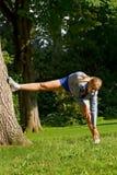 женщина спорта Стоковые Фото