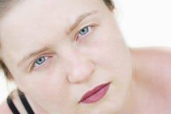 женщина стороны s Стоковое фото RF