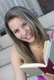 женщина студента Стоковая Фотография