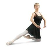 женщина танцора Стоковые Изображения RF