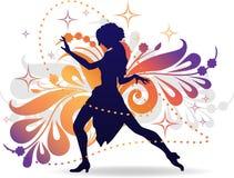женщина танцора бесплатная иллюстрация
