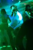 женщина танцы Стоковое фото RF
