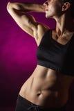 женщина тела совершенная Стоковая Фотография RF