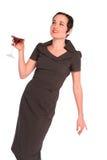 женщина типа 1920s первоклассная Стоковое Фото