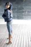женщина улицы Стоковые Изображения RF