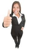 женщина успеха Стоковые Фотографии RF
