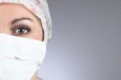 Женщина хирургов Стоковое фото RF