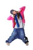 женщина хмеля вальмы танцора Стоковые Фотографии RF