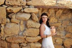Женщина любит богиня стоковая фотография rf