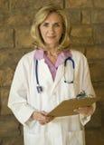 женщина доктора Стоковые Изображения RF