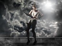 женщина Стоковые Фото
