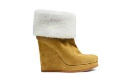 Женщина footwear-11 Стоковое Изображение RF
