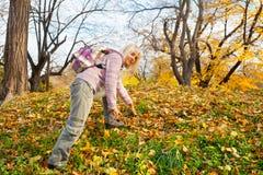 женщина hiker возмужалая Стоковые Фото