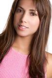 женщина latina headshot Стоковое Изображение RF