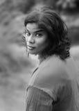 женщина metis Стоковое Изображение RF