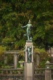 женщина staues красотки старая Стоковые Фото