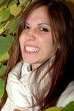 женщина vampir Стоковое фото RF