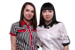 2 женщины - бизнес-партнер Стоковые Изображения