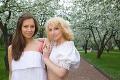женщины весны 2 стоковое изображение rf
