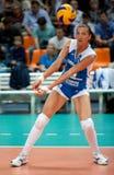 женщины волейбола s Стоковая Фотография