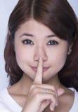 женщины выражения молодые Стоковая Фотография RF