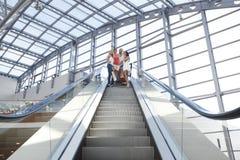 Женщины в торговом центре Стоковая Фотография RF