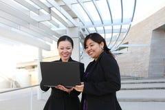 Женщины дела на офисе Стоковое Изображение