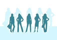 женщины дела Стоковое Изображение RF