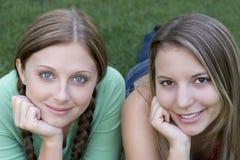 женщины друзей стоковое изображение rf
