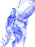 женщины дыма Стоковая Фотография RF