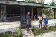 Женщины, западная Папуа Стоковая Фотография