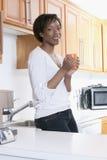 женщины красивейшего черного дома ся Стоковые Изображения