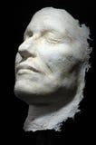 Женщины маски смерти Стоковые Фотографии RF