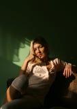 женщины молодые Стоковое Изображение RF