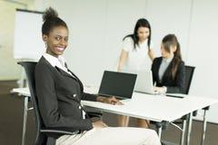Женщины на офисе Стоковое Фото