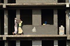 Женщины на работе Стоковое Изображение RF