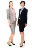 2 женщины нося обмундирования офиса Стоковые Фотографии RF