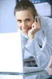 женщины офиса молодые Стоковые Изображения RF