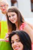 Женщины покупок Стоковое Изображение