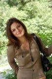 женщины портрета молодые Стоковая Фотография