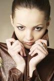 женщины портрета очарования Стоковое Фото