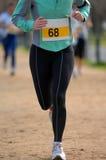 женщины потехи run08 Стоковые Фотографии RF