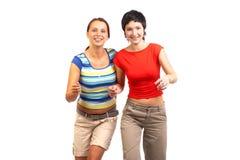 женщины пригодности Стоковые Фотографии RF