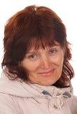 женщины старого портрета сь Стоковые Фотографии RF