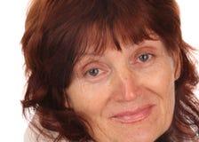 женщины старого портрета ся Стоковое Фото