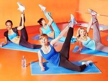женщины типа aerobics Стоковые Изображения RF